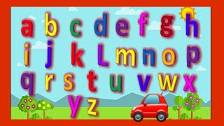 ABC SONG | Baby Learn ABC for Children - 26 Alphabet For Kids