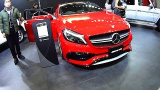 Mercedes-AMG A45 AMG 4MATIC  Exterior and Interior メルセデスAMG A45 4マチック 外装&内装
