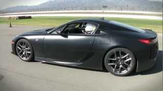 The Lexus LFA Supercar - Jay Leno's Garage