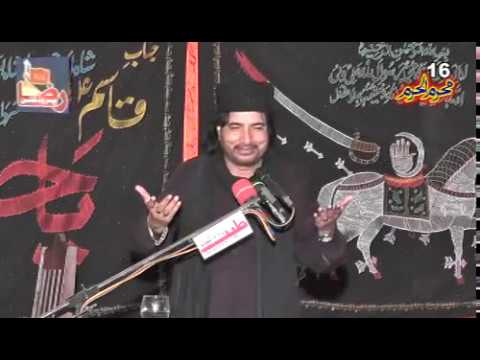 Allama Syed Zulfiqr Haidar Naqvi | 16 Moharram 2018 | Lala Musa Gujrat ( www.Gujratazadari.com )