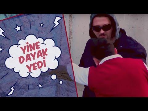 Mustafa Karadeniz -YILLAR SONRA YİNE DAYAK YEDİ !!!