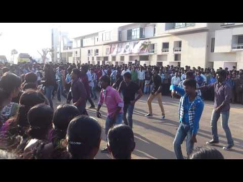 Care College Ignition,14 Flash Mob video