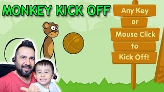 MONKEY KICK OFF | TOP SEKTİREN MAYMUN