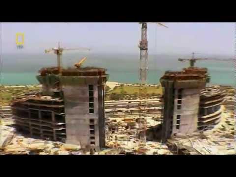 Green Building - Wind Powered, NatGeo World Trade Center Bahrain 1