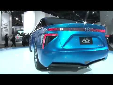 2014 Detroit North American International Auto Show - Day Two - Autoline LIVE