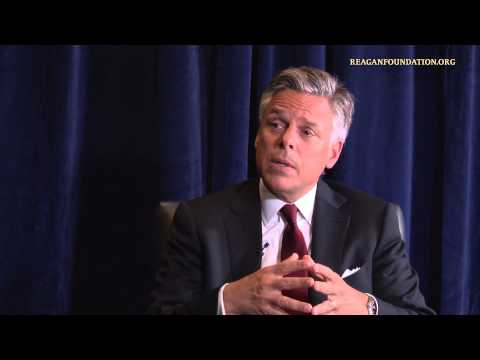 An Interview with Jon Huntsman, Jr.  March 28, 2013