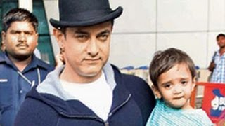 Dhoom 3 - 'Dhoom:3' First Movie of Aamir Khan's son Azad | Hindi Cinema Latest News | Trailer | Kiran Rao