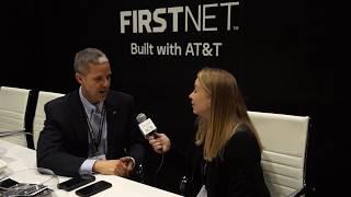 IWCE 2018: Chris Sambar of AT&T/FirstNet