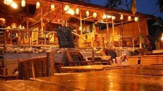 Thailand - Koh Lanta - Klong Nin Beach - by night