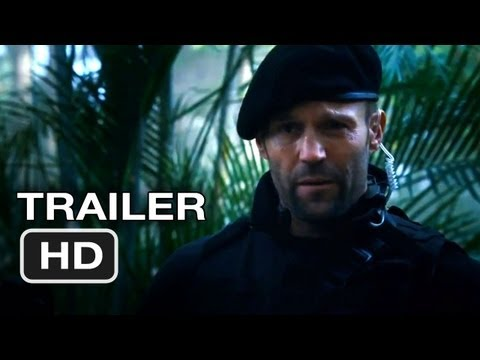 The Expendables 2 Official Trailer #2 (2012) Sylvester Stallone Movie HD