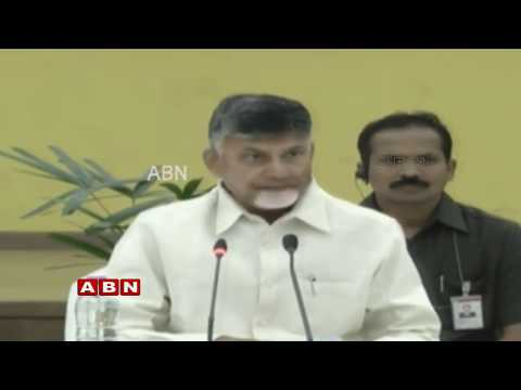 AP CM Chandrababu Naidu Review Meeting Over Polavaram Works and AP Developments | ABN Live
