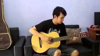 (Evanescence) Imaginary - Nathan Fingerstyle Cover