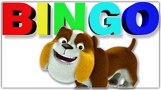BINGO Dog Song - Poems For Kids