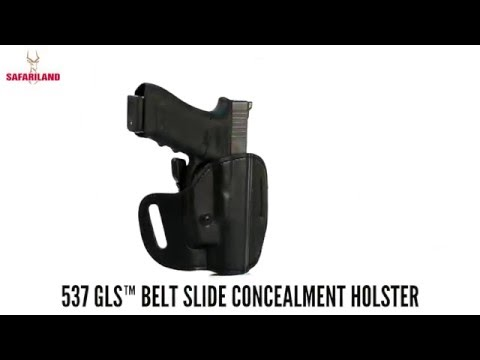 Safariland 537 GLS™ Belt Slide Concealment Holster