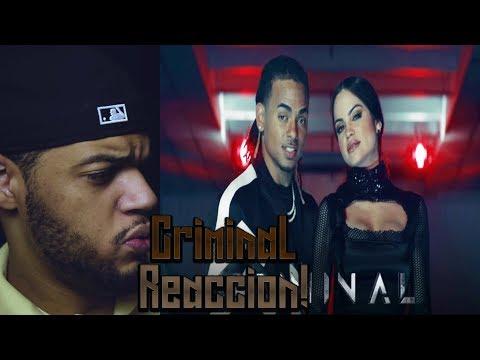 Natti Natasha x Ozuna - Criminal [Official Video] reaccion
