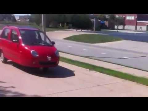 3 three wheel car from saferwholesale
