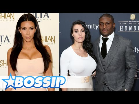 Reggie Bush Set To Marry Kim Kardashian Look Alike Fiancé