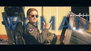 #fanvidfeed #captainmarvel #caroldanvers CAPTAIN MARVEL | I'M A MOTHERFUCKER WOMAN