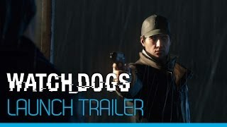 Watch_Dogs  Launch trailer ENG