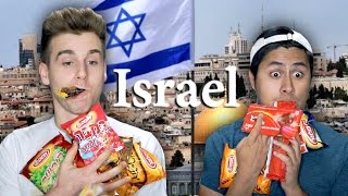 Americans React To Israeli Candy