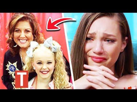 Maddie Ziegler Reveals Dance Moms Is Fake