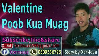 Valentine Poob Kua Muag 21/2/2018