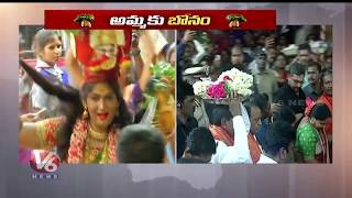 Mahankali Bonalu : Special Report From Secunderabad Ujjaini Mahankali Temple