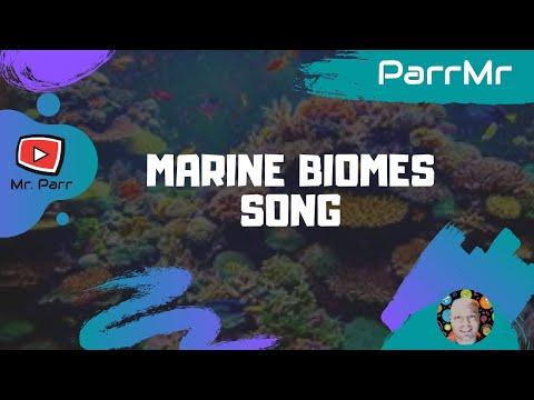 Marine Biomes Song