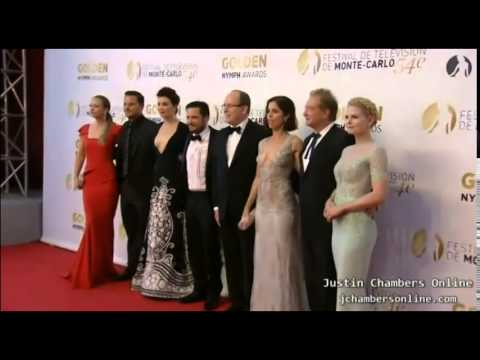 54th Monte Carlo Television Festival - Closing Ceremony (red carpet) - June 11, 2014
