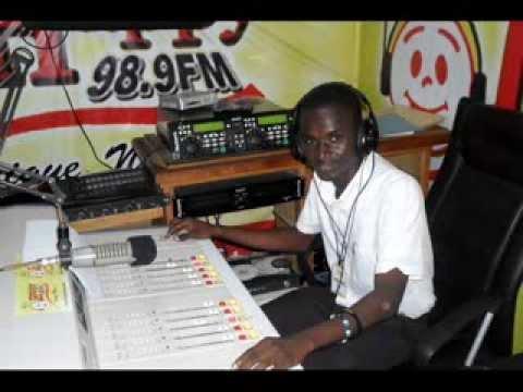 Ghana Training - Radio Show