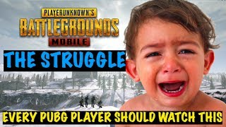 The Struggles of PUBG Mobile | Every PUBG Player will Relate to This | Live Insaan