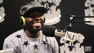 50 Cent Bets $10K On Stanley Cup w/ Big Boy