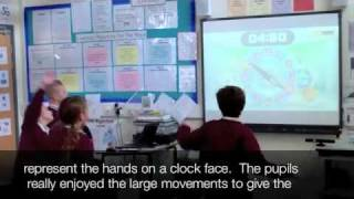 Using Kinect on Xbox 360 & Nintendo DS consoles for mental maths & literacy