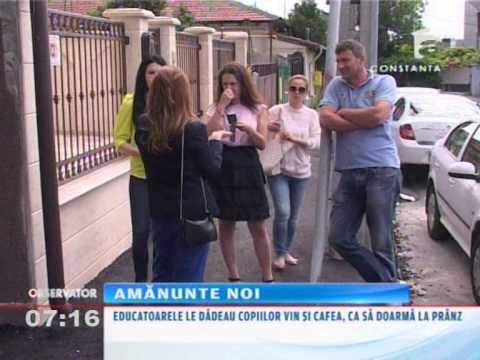 04 iunie (Jurnal 07:00) Observator Constanţa cu George Giurgiu şi Alexandra Bulz