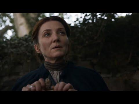 Conversación emotiva sobre Jon Snow   Juego de Tronos Español HD