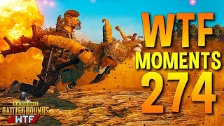 PUBG Daily Funny WTF Moments Highlights Ep 274