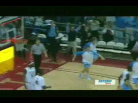 Ty Lawson Hits Game Winning Shot v FSU Video
