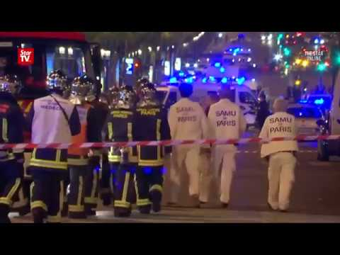 Police hunt for second suspect in Paris shooting