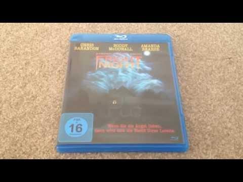 Fright night Blu-Ray unboxing