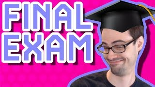 The Trollology Final Exam (Ooohhh Shinies?!) | Mario Maker Troll Level Design Contest #8