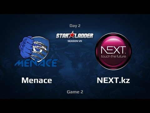 Menace vs NEXT.kz, SLTV Star Series S VII Day 2