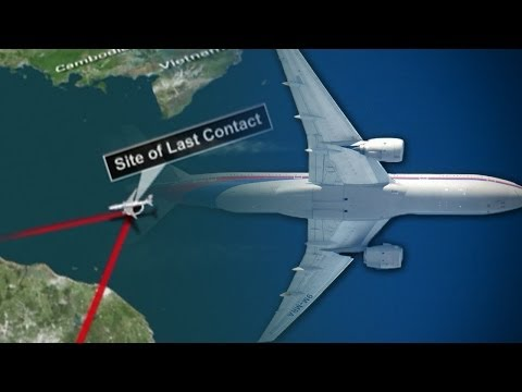 Update on Malaysia Flight 370: Hijacked?