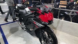 Yamaha R15 V3 Accessories - Red | MotorBeam