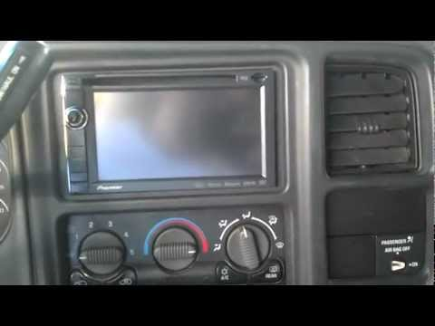 2001 Chevy Silverado Double Din Conversion | How To Save Money And Do It Yourself!