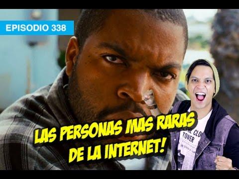 Entretenimiento-Las Personas Mas Raras de la Internet