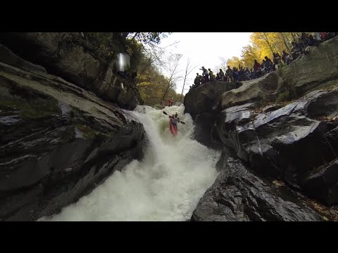 2014 Green River Race - Carnage and Sweet Lines at Gorilla