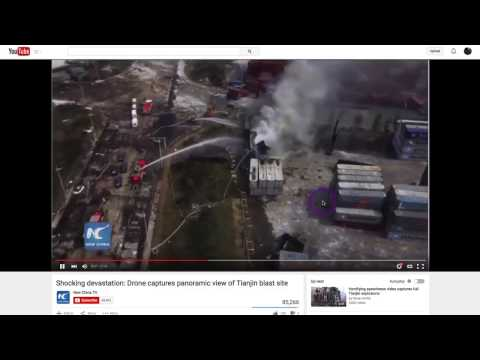 COG   Tianjin  USA Energy Weapon Used in Provocation for WWIII with China   Russia   YouTube