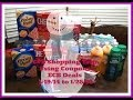 CVS Shopping Trip Using Coupons ECB Deals Saved over $112 1/19/14 to 1/25/14