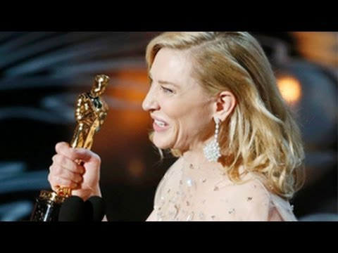 Oscars 2014 : Cate Blanchett Wins Best Actress For Blue Jasmine -- Taki's Take