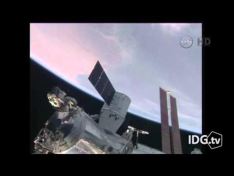 Space X ends latest mission, but Falcon again fails landing test